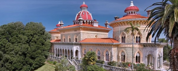 Palácio de Monserrate, Sintra, Portugal