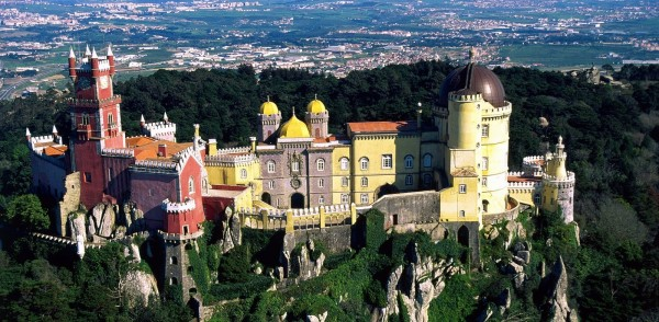 Palácio da Pena (3), Sintra