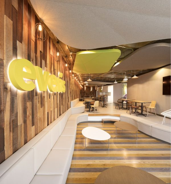 EVERIS offices – Atrium Saldanha, Lisbon, Portugal
