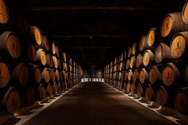 Sandeman Cellars, Vila Nova de Gaia, Portugal
